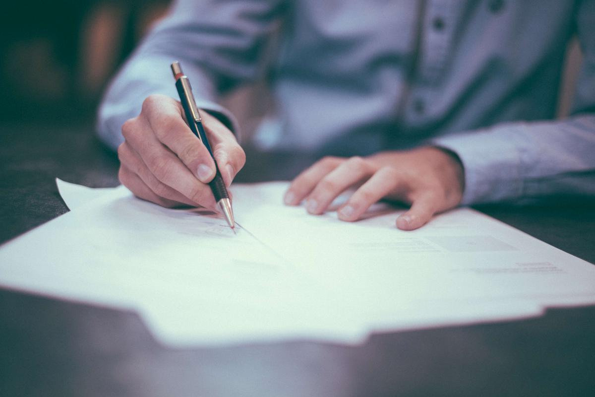 La rédaction des documents de travail en français